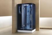 Cabine de hidromassagem com sauna AS-001B