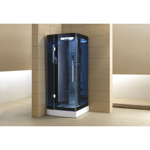 Cabine de hidromassagem com sauna AS-002B