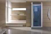 Cabine de hidromassagem com sauna AS-010A