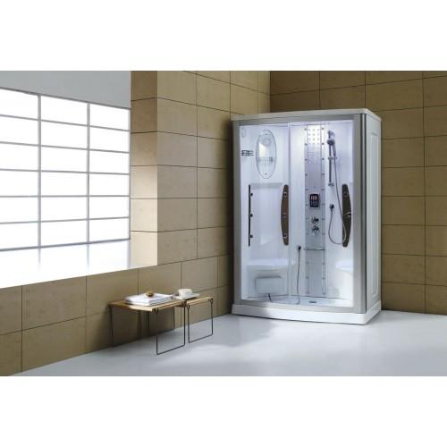 Cabina hidromasaje con sauna AS-015