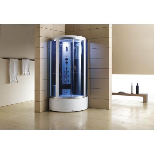 Cabine hidromassagem e banheira com sauna AT-002-1