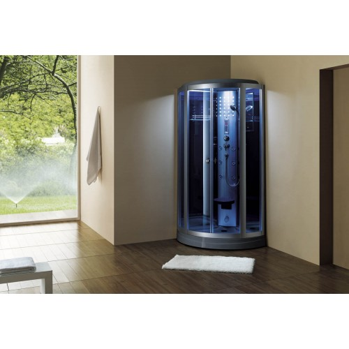 Cabine hidromassagem com sauna AS-018-1