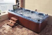 Piscina de hidromassagem spa AT swim-002