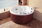 Spa jacuzzi exterior AS-006