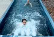 Piscina de hidromasaje swim spa AT-008