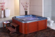 Spa jacuzzi exterior AS-016
