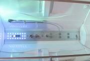 Cabine de hidromassagem e banheira com sauna AT-006