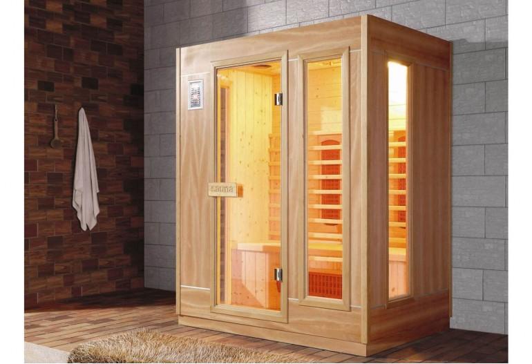 Sauna seca económica AR-008E