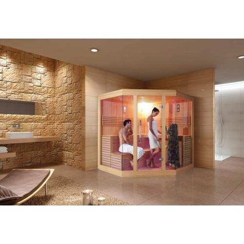 Sauna seca premium AX-006B