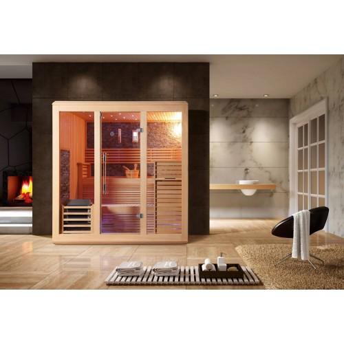 Sauna seca premium AX-009C