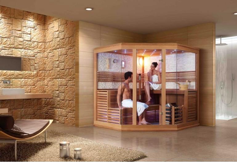Sauna seca premium AX-015A
