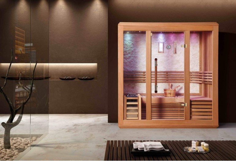 Sauna seca premium AX-017A