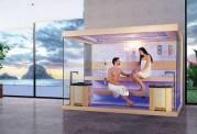 Sauna seca premium AX-021