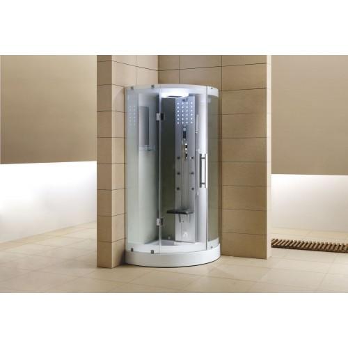 Cabina hidromasaje con sauna AS-003A-2