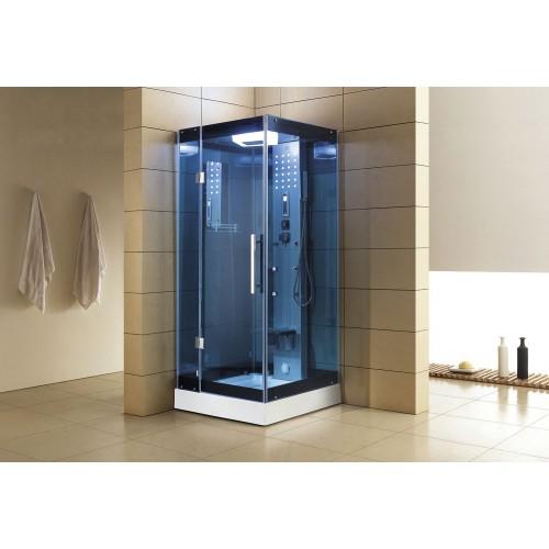 Cabina hidromasaje con sauna AS-004B-2