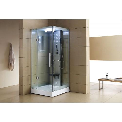 Cabina hidromasaje con sauna AS-004A-3