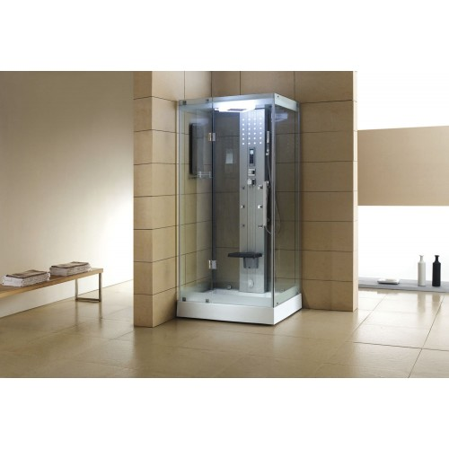 Cabine hidromassagem com sauna AS-005A-2