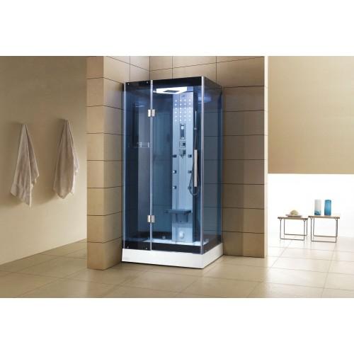 Cabina hidromasaje con sauna AS-005B-2
