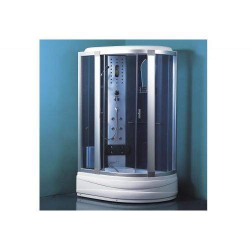 Cabina hidromasaje y bañera con sauna AT-005-1