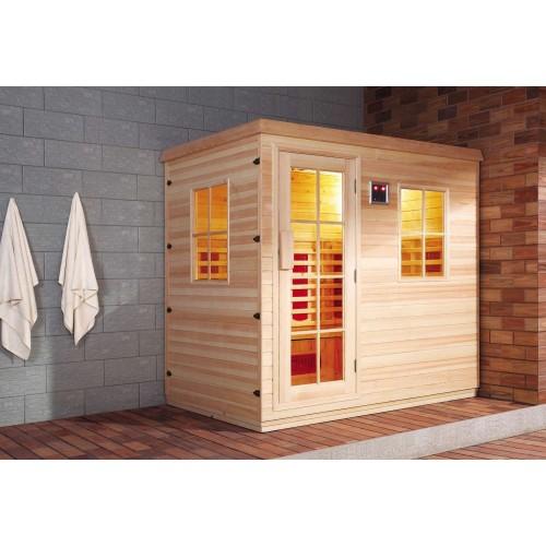 Sauna seca económica AR-004