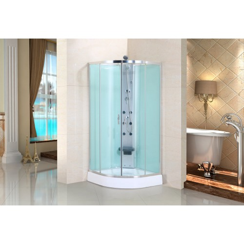 Cabine de hidromassagem económica AR-001 (sem função sauna)