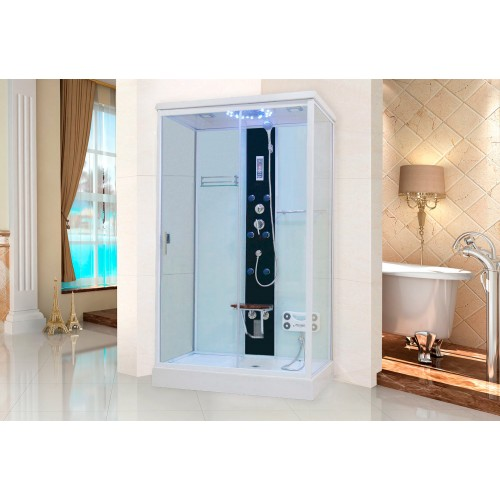 Cabine de hidromassagem económica AR-003 (sem função sauna)