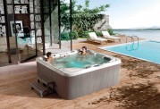 Spa jacuzzi exterior AT-008