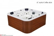 Spa jacuzzi exterior AS-001B