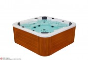 Spa jacuzzi exterior AT-005