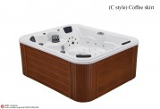 Spa jacuzzi exterior AS-003
