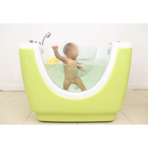 Bañera hidromasaje para bebé AJ-001