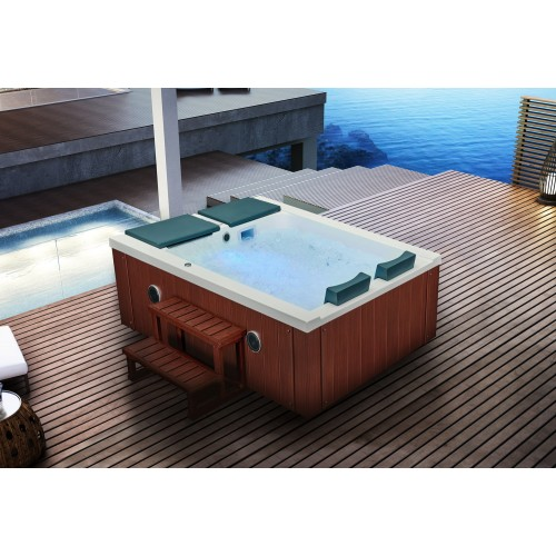 "Spa jacuzzi exterior AW-0031A ""low cost"""