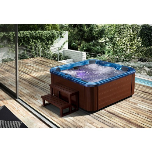 "Spa jacuzzi exterior AW-001 ""low cost"""