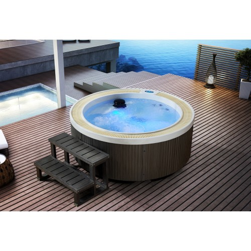 "Spa jacuzzi exterior AW-005 ""low cost"""