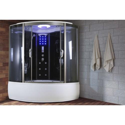 Cabine de hidromassagem económica AR-007 (com função sauna)